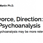 Deals, Divorce, Direction: Off-Label Uses for Psychoanalysis